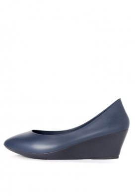 walknrest Wedge navy blau