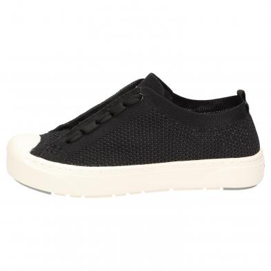 HEYBRID Sneaker Wonder-knit schwarz
