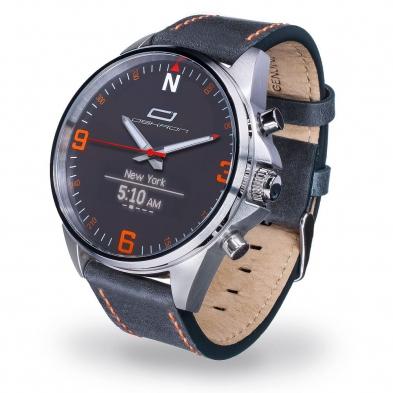 Oskron Gear Smartwatch  001 - blau