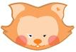 DUX chung shi-Bit Katze beige