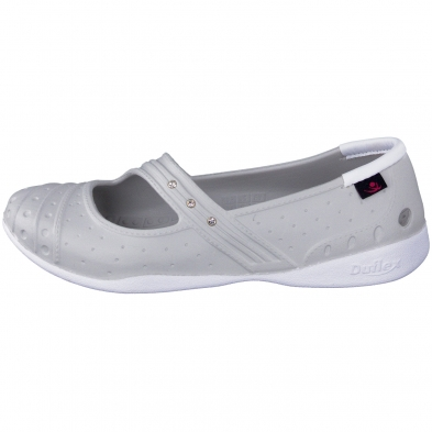 DUX Ballerina LENA light grey