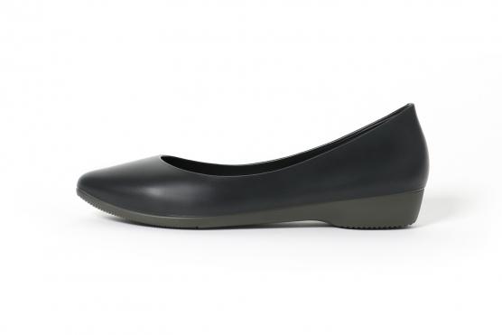 walknrest Ballerina schwarz, Größe: EU 39,0 (255mm) EU 39,0 (255mm)