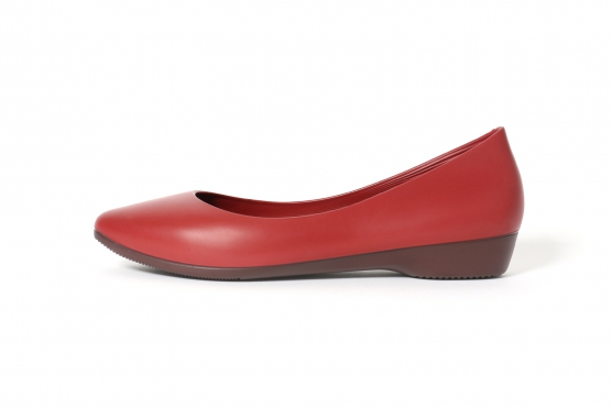 walknrest Ballerina rot, Größe: EU 41,0 (265mm) EU 41,0 (265mm)