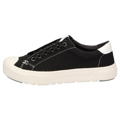 HEYBRID Sneaker High Density schwarz