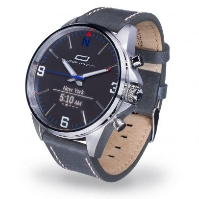 Oskron Gear Smartwatch  006 - dunkelgrau