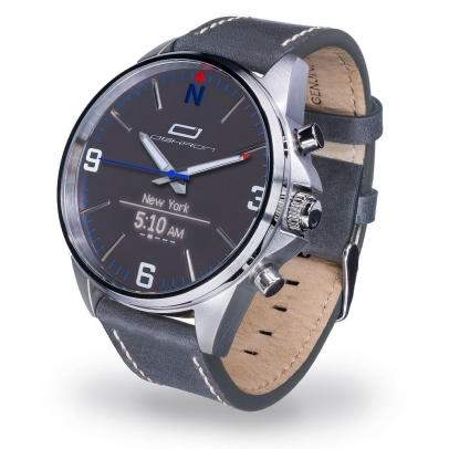Oskron Gear Smartwatch  017 - hellgrau