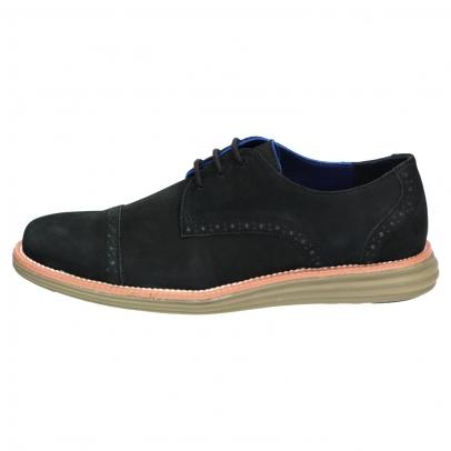 SENSOMO II Damen Schnürschuh schwarz/olive , Größe: 41,0 41,0
