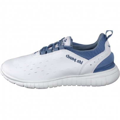 Duflex Trainer WEISS/EISBLAU , Größe: XXXL (45) XXXL (45)