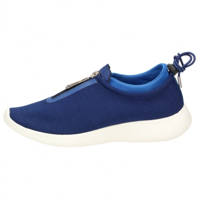 DUXFREE ARUBA Damen Lycra m. Zipper blau, Größe: 40,0 40,0