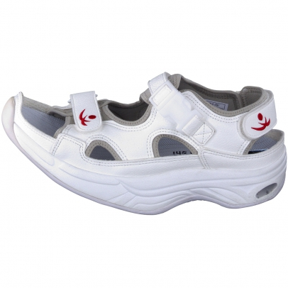 Comfort Step SANDALE WEISS , Größe: UK 7,0 (40,5) UK 7,0 (40,5)
