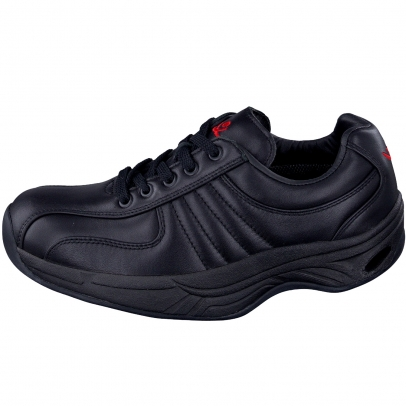 Comfort Step SNEAKER SCHWARZ Men
