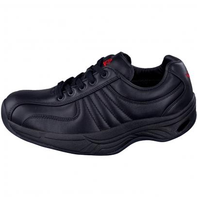 Comfort Step SNEAKER SCHWARZ Men , Größe: UK 10,0 (45,0) UK 10,0 (45,0)