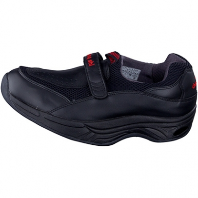 Comfort Step STRETCH SCHWARZ Women