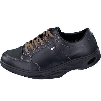 Comfort Step NICOLAS SCHWARZ Men EU/ US, Größe: UK 10,5 (45,5) UK 10,5 (45,5)
