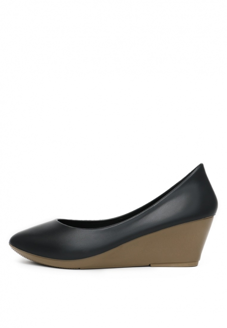 walknrest Wedge schwarz