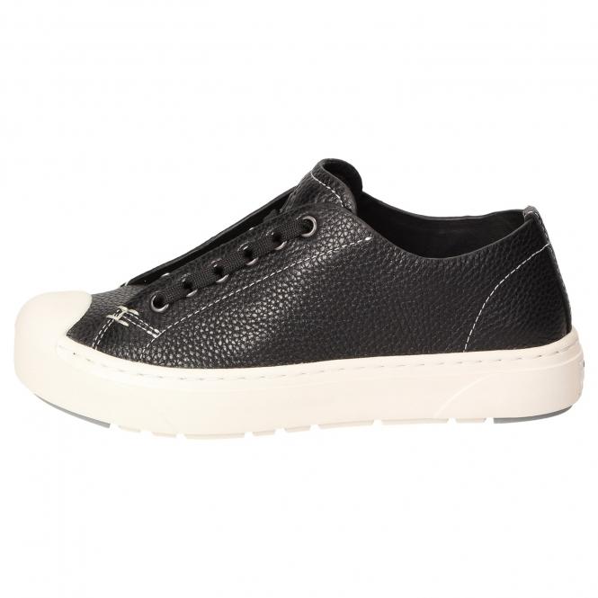 HEYBRID Sneaker Premium schwarz texturiert
