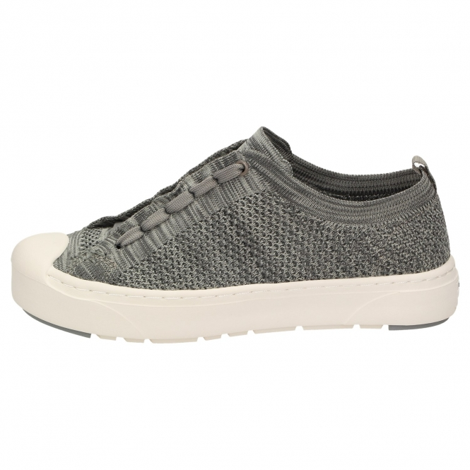 HEYBRID Sneaker Wonder-knit grau