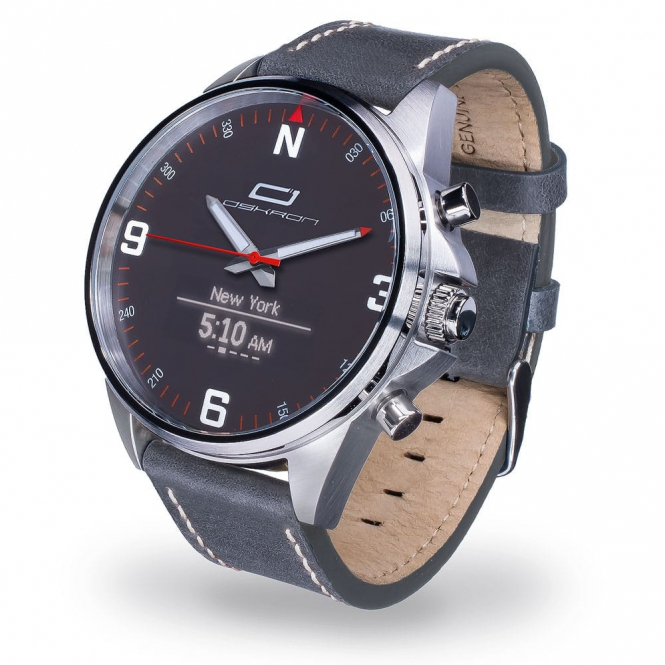 Oskron Gear Smartwatch  004 - granit