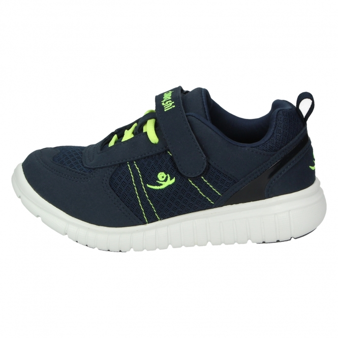 Duxfree NASSAU Kids navy/lime, Größe: 30 30