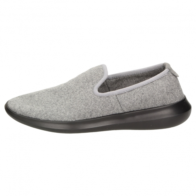 DUFLERINO Loafer Damen anthrazit